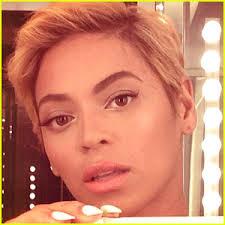 Beyonce's Pixie Cut